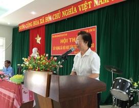 Xây dựng Xã hội học tập tại huyện Côn Đảo