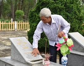 Người cựu chiến binh gần 30 năm trọn nghĩa tình với đồng đội