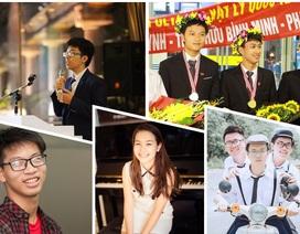 """10 học sinh Việt giành học bổng """"khủng"""" vào ĐH Mỹ nửa đầu năm 2018 (P1)"""