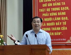 """Chủ tịch Đà Nẵng: Điều tra sẽ rõ ai phong hàm thượng tá công an cho Vũ """"nhôm"""""""