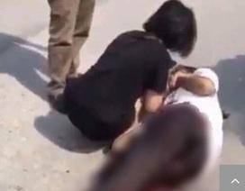 Mâu thuẫn cá nhân, nữ sinh 15 tuổi bị bạn đâm trọng thương