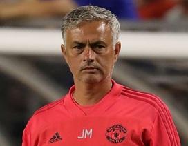 Vì sao Mourinho luôn cau có ở chuyến du đấu tại Mỹ?