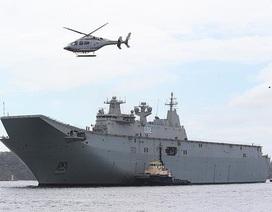 Nghị sĩ Mỹ hối thúc Australia tuần tra tự do hàng hải trên Biển Đông