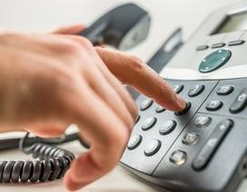 Bùng phát trở lại nạn lừa đảo gọi điện thông báo trúng thưởng