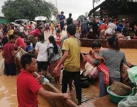19 người chết, hơn 3.000 người cần giải cứu sau vụ vỡ đập ở Lào