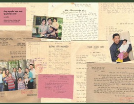"""Triển lãm tài liệu lưu trữ """"Kỷ vật đi B - Quảng Trị - Ngày trở về"""""""