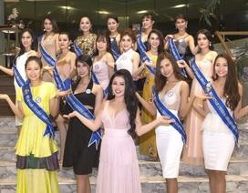 Thí sinh Hoa hậu Đại sứ Hoàn vũ người Việt 2018 hào hứng tận hưởng hành trình Thái Lan