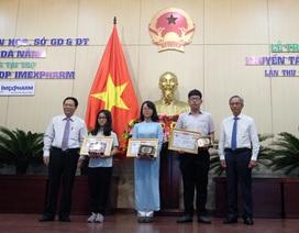 Đà Nẵng: 47 học sinh xuất sắc nhận giải thưởng Huỳnh Thúc Kháng