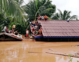 Phát hiện vết nứt trên đập thủy điện Lào một ngày trước khi vỡ