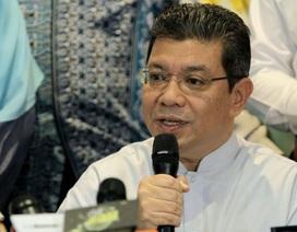 Malaysia nói sẽ cứng rắn hơn về vấn đề Biển Đông