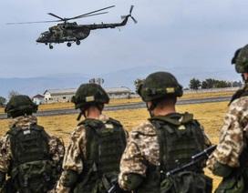 Nga triển khai hàng nghìn quân và vũ khí tới biên giới đối phó NATO