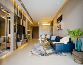 Có gì bên trong căn hộ đẳng cấp nhất Nam Sài Gòn?