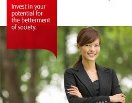 Fujitsu công bố học bổng cho khóa đào tạo quản lý tại 4 nước: Nhật Bản, Mỹ, Thái Lan, Singapore