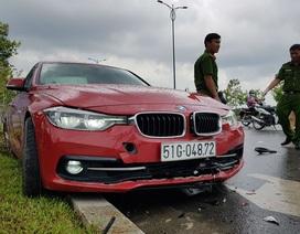 Một phụ nữ tử vong sau cú va chạm với ô tô BMW