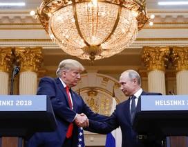 Nga đã nhận lời mời Tổng thống Putin thăm Mỹ
