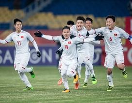AFC không bốc thăm lại, Olympic Việt Nam giữ nguyên đối thủ ở Asiad 2018
