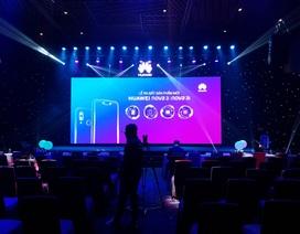 Huawei ra mắt Nova 3i - 4 camera AI tại Việt Nam