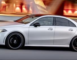 Mercedes-Benz A-Class chính thức có thêm phiên bản sedan