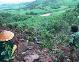 Cư dân làng Dừa bàng hoàng kể chuyện đi tìm phi công và máy bay rơi