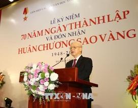 Tổng Bí thư: Sáng tạo văn học nghệ thuật vì mục tiêu nuôi dưỡng, xây dựng con người Việt Nam của thời kỳ mới