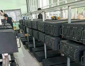 Bộ Công an chính thức lên tiếng vụ nhập khẩu máy đào tiền ảo