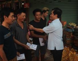 Kịp thời hỗ trợ người Việt gặp nạn trong vụ vỡ đập thủy điện ở Lào