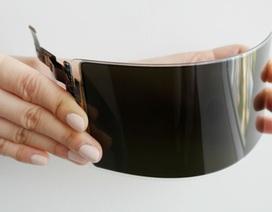 Samsung giới thiệu tấm nền không bao giờ vỡ