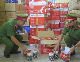 Bắc Ninh: Phát hiện 2 công ty sản xuất 6,5 tấn bút và thước giả thương hiệu nổi tiếng