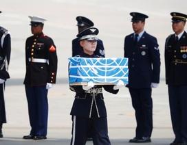 Cách quân đội Mỹ xác định danh tính hài cốt các binh sĩ