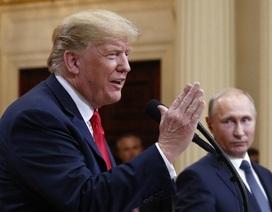 Phản ứng của ông Trump sau lời mời thăm Moscow bất ngờ của ông Putin