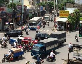 TPHCM: Hạn chế xe tải lưu thông vào khu vực nội đô