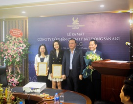 Tân Hoàng Minh ra mắt Công ty cổ phần quản lý bất động sản ALG