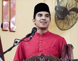 Malaysia bổ nhiệm bộ trưởng trẻ nhất trong lịch sử ở tuổi 25