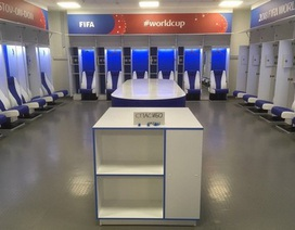 Hình ảnh trong phòng thay đồ đội tuyển Nhật Bản khiến dân mạng ngỡ ngàng