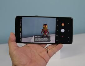 Đánh giá Samsung Galaxy A8 Star, smartphone có mặt lưng tựa iPhone X