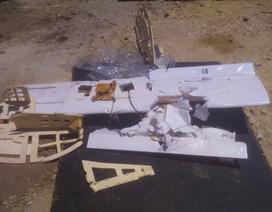Tiết lộ về máy bay không người lái bị bắn hạ gần căn cứ Nga tại Syria