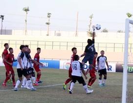 U19 Việt Nam - U19 Philippines: Mục tiêu phải thắng!