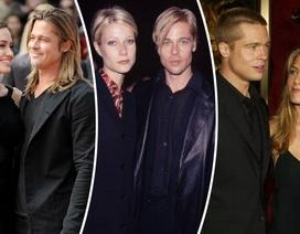 """Brad Pitt luôn """"biến hình"""" để giống người phụ nữ mà anh đang yêu"""