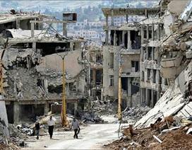 Tái thiết Syria: Ngổn ngang trăm mối