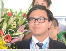 Những điều chưa biết về nam sinh giành cú đúp huy chương vàng Olympic Hóa học quốc tế