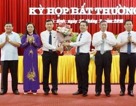 Thái Bình bầu Chủ tịch HĐND, Chủ tịch UBND