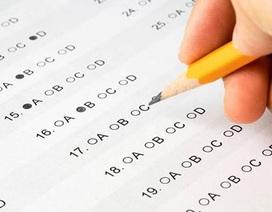 Giải pháp nào ngăn tiêu cực trong kỳ thi THPT quốc gia?