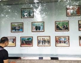 Sự thay đổi khác thường của đại sứ quán Triều Tiên tại Trung Quốc