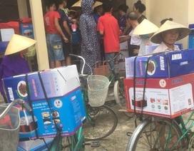 Vụ dân mua hàng kém chất lượng giá cao: Yêu cầu kiểm điểm Trưởng phòng Văn hóa