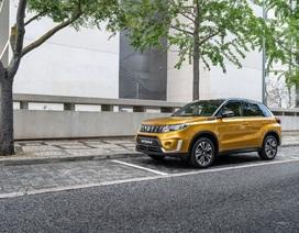 Suzuki Vitara 2019 - Động cơ mới, diện mạo mới