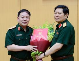 Thiếu tướng Lê Đăng Dũng nhận nhiệm vụ Chủ tịch kiêm Tổng Giám đốc Viettel