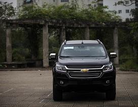 Chevrolet Trailblazer - Những giá trị tạo nên chuẩn mực