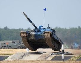 Ảnh ấn tượng tại giải đấu xe tăng quốc tế ở Nga
