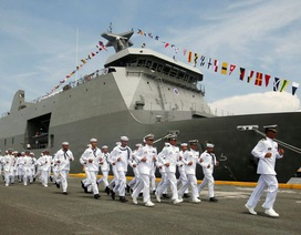 Trung Quốc tặng tàu chiến cho Philippines và Sri Lanka