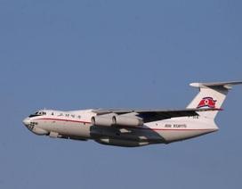 Nghi vấn những chuyến bay bất thường của Triều Tiên tới Nga cùng một ngày